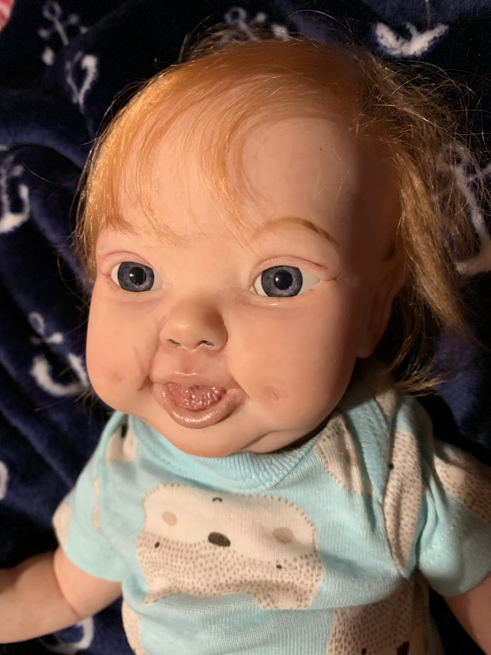 Tommy (Cupcake Fairy Bountiful Baby rooted by Dawn S) 2019-08-13